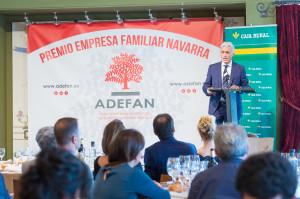 Premio Empresa Familiar de Navarra 2016