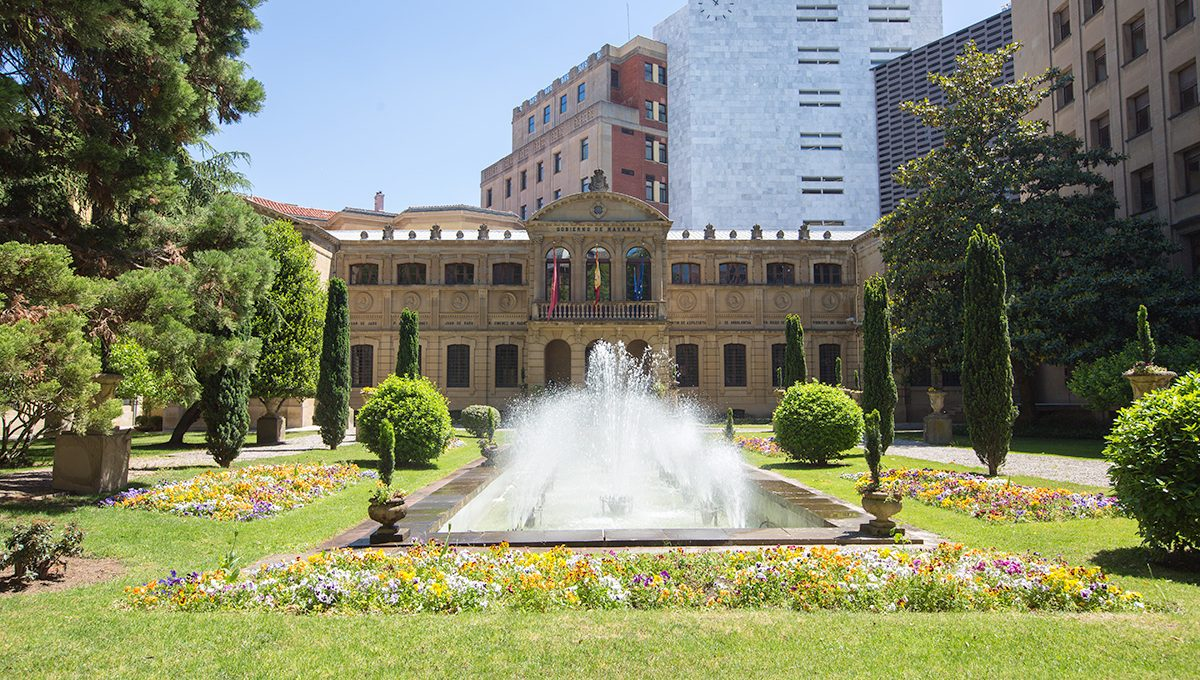 Palacio de Navarra