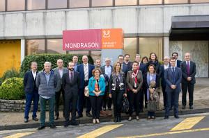 Visita a Grupo Mondragón - 26 Oct 2016