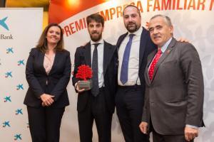 Premio Empresa Familiar de Navarra 2019
